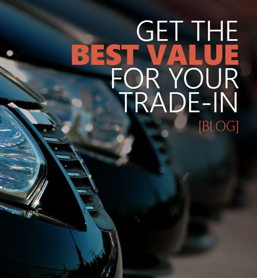 5 ways to get more money for your trade-in