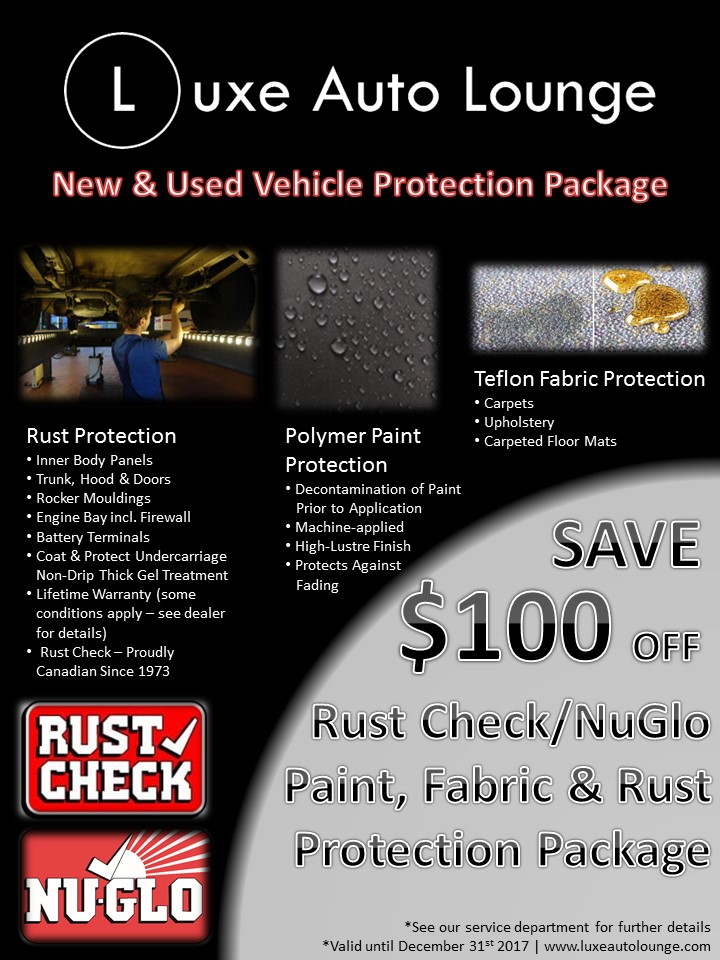 Deals for treating rust